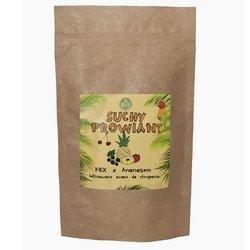 Helpa Owoce liofilizowane Suchy Prowiant — mix z ananasem 20g