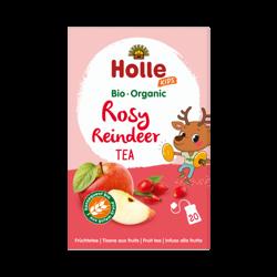 Herbatka Owocowa Bio Różany Renifer 3+ Holle