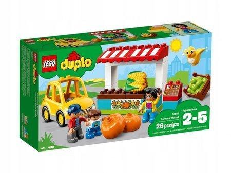KLOCKI LEGO 10867 Duplo Na targu