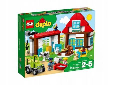 KLOCKI LEGO 10869 Duplo Przygody na farmie