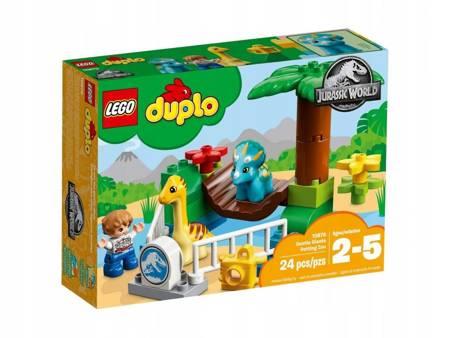 KLOCKI LEGO 10879 Duplo Minizoo Łagodne olbrzymy