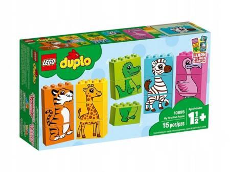KLOCKI LEGO 10885 Duplo Moja pierwsza układanka