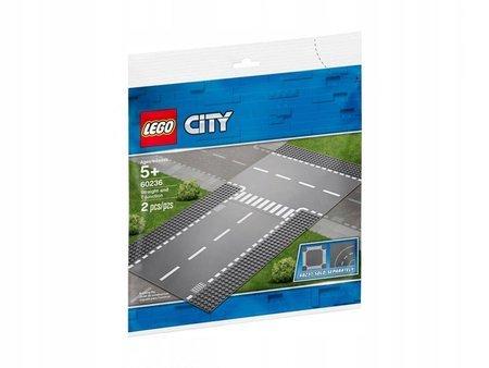 Klocki LEGO 60236 City Ulica i skrzyżowanie