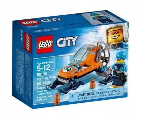 Klocki LEGO City Arktyczny ślizgacz 60190