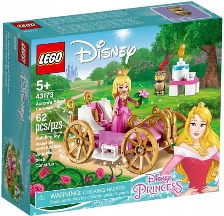 LEGO 43173 Disney Królewska karoca Aurory