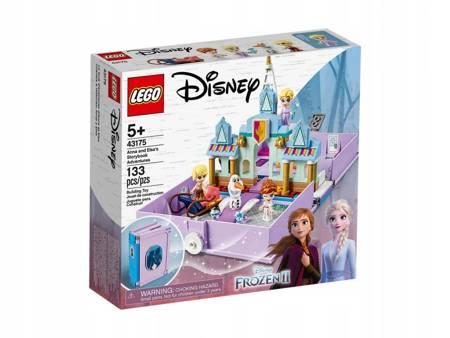 LEGO 43175 Disney Książka z przygodami Anny i Elsy