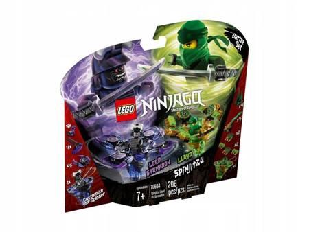 LEGO 70664 Ninjago Spinjitzu Lloyd vs. Garmadon