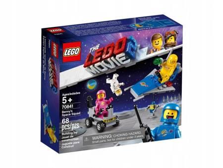 LEGO 70841 THE LEGO MOVIE Kosmiczna drużyna Benka