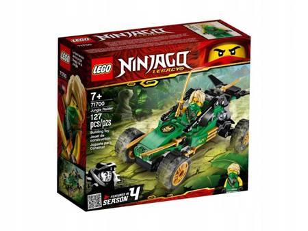 LEGO 71700 Ninjago Dżunglowy ścigacz