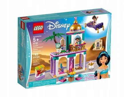 LEGO Pałacowe przygody Aladyna i Dżasminy 41161