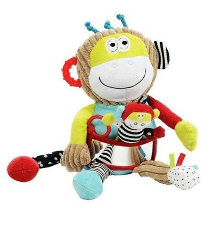 Zabawka sensoryczna Ucz Się i Baw, Małpka, Dolce